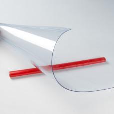 Folie PVC transparenta, CRISTAL FLEX®  300, rola de 1.40 m x 50 m